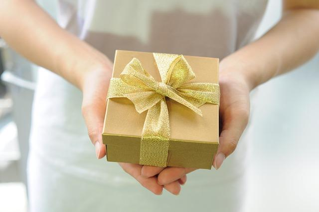 Gift Box, Gifts, Packaging Box