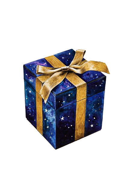 Gift, Christmas, Celebrate, Celebration, Package
