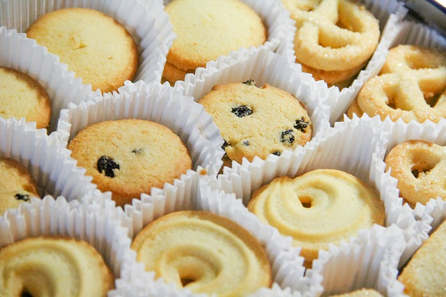 Cookies, Gift, Biscuit, Material, Festival, Food