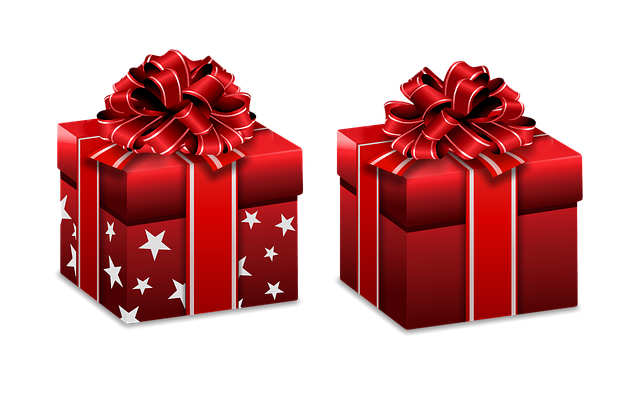 Gifts, Holidays, Christmas Gift, Red