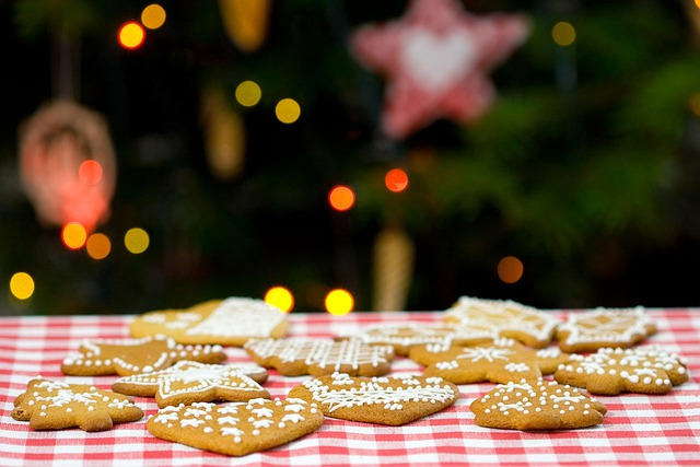 Biscuit, Biscuits, Candy, Gingerbread, Sweet, Christmas