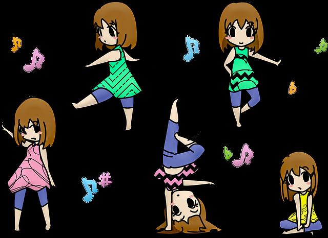 Anime Girl, Kawaii, Girl, Manga, Cute, Anime, Cartoon