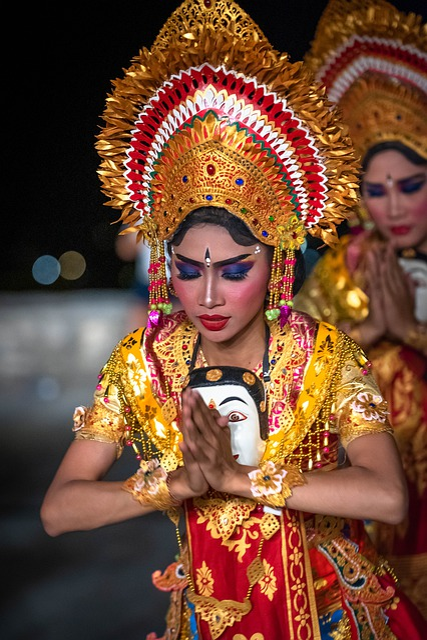 Portrait, Indonesia, Bali, Girl, Woman, People, Asia
