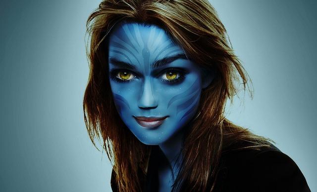 Avatar, Lady, Woman, Female, Girl, Human, Portrait