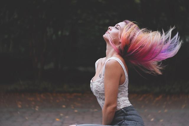 Beautiful, Colorful, Colourful, Fashion, Female, Girl