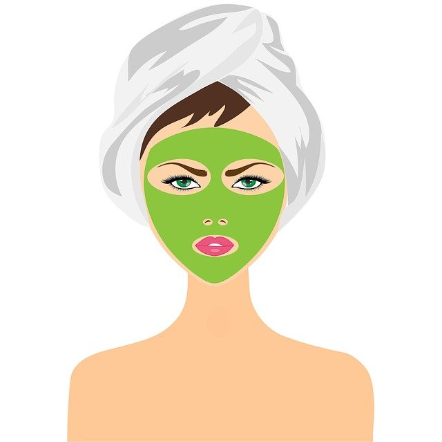 Beauty Treatment, Face Mask, Girl, Woman, Skin Care