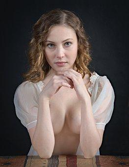 Girl, Beauty, Portrait, Woman, Portrait Of A Woman