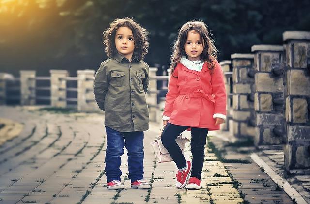 Children, Siblings, Brother, Sister, Friends, Girl, Boy