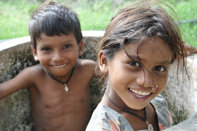 Children, Boy, Girl, Young, Innocent, Cute, Smile