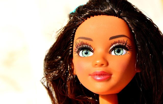 Doll, Girl, Face, Toys, Pretty, Hair, Children Toys