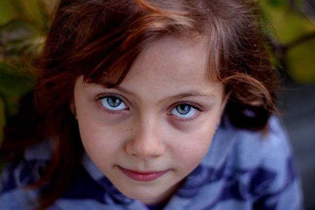 Portrait, Child, Smile, Girl, The Innocence, Eyes, Face
