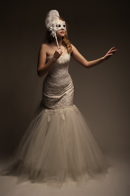 Dress, Fashion, One, Lovely, Portrait, Girl, Woman