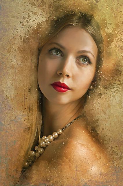 Portrait, Fashion, Woman, Beautiful, Girl, Female