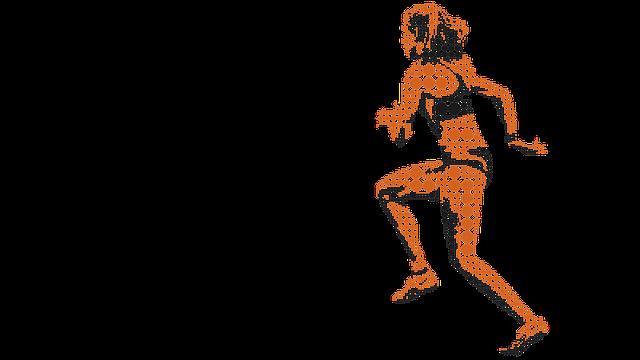 Woman, Girl, Athletics, Race, Sprint, Run, Fast
