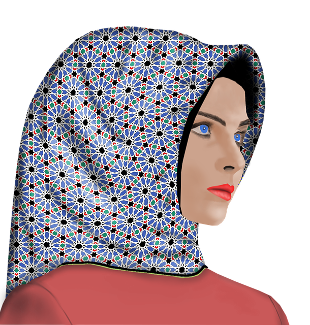 Women's, Girl, Hijab, Fashion, Islam, Headscarf