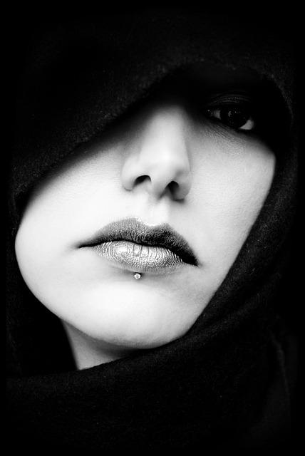 Mouth, Face, Portrait, Ms, Girl