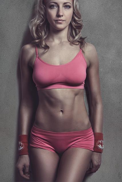 Sports, Girl, Top, Shorts, Advertising, Photoshoot