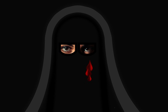 The, Niqab, Religion, Woman, Muslim, Girl, Muslim Woman