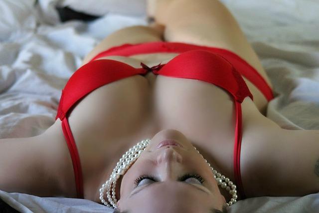 Girl, Woman, Sexy, Lingerie, Posing, Underwear, Bra