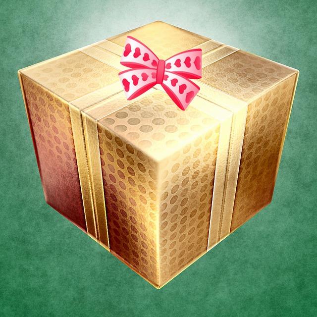 Gift, Present, Christmas, Christmas Present, Give