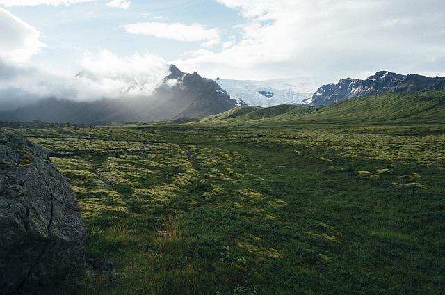Iceland, Glacier, Landscape, Nature, Majestic