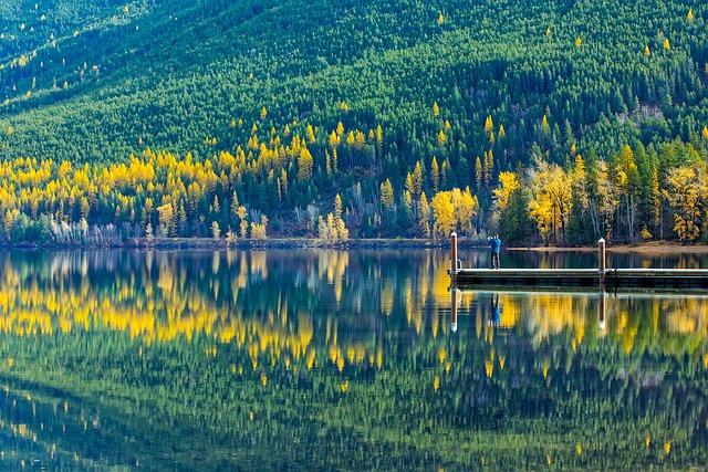 Lake Mcdonald, Glacier National Park, Montana