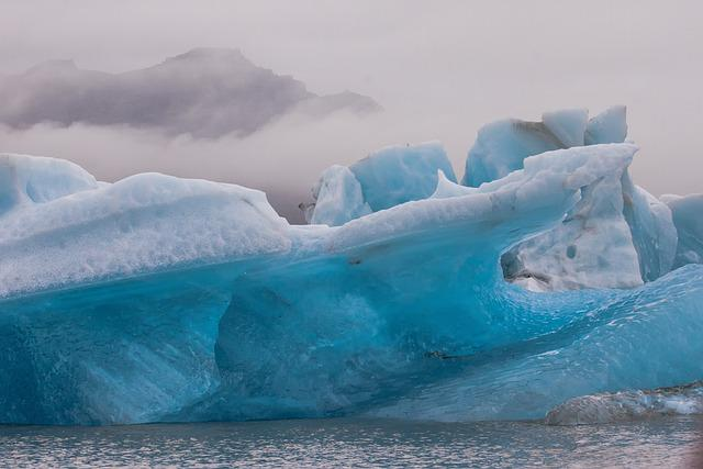 Glacier, Iceberg, Lake, Water, Cold, Nature, Travel