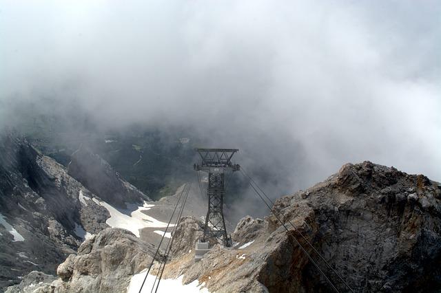 Zugspitze, Glacier, Garmisch, Outdoor, Snow, Silent