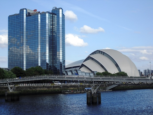 Secc, Glasgow, Buildings, Architecture, Clyde