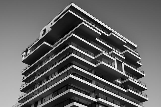 Apartment, Architecture, Building, Corporate, Glass