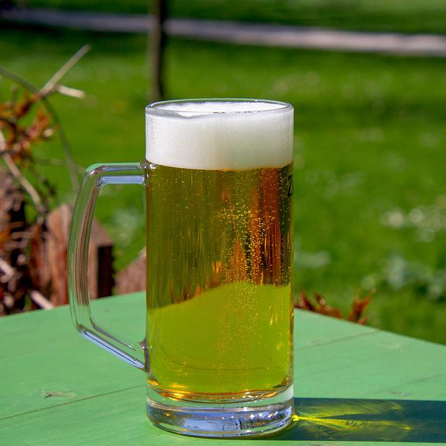 Beer, Beer Glass, Foam, Drink, Glass, Refreshment