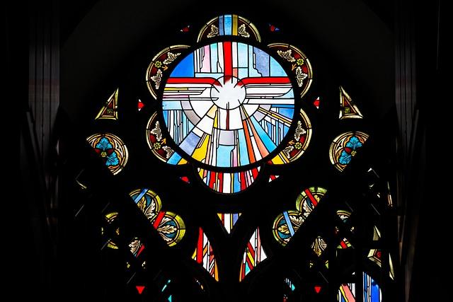 Church Window, Window, Stained Glass, Glass