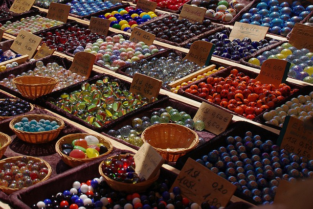 Marble, Balls, Colorful, Glass, Glass Marbles, Toys