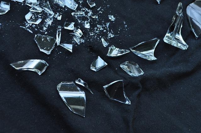 Glass, Broken, Crack, Fracture, Break, Broken Glass