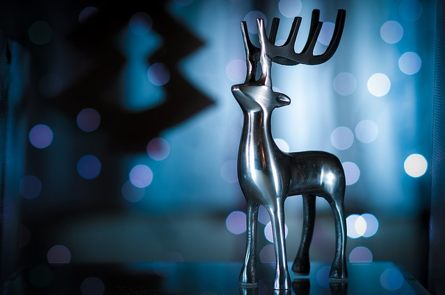 Background, Bright, Shiny, Christmas, Glass, Deco