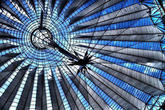 Glass Dome, Berlin, Glass, Imposing, Architecture