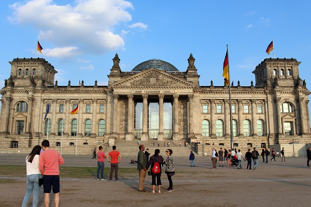 Reichstag, Berlin, Dome, Germany, Building, Glass Dome