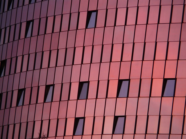 Maritime, Hotel, Building, Facade, Window, Glass