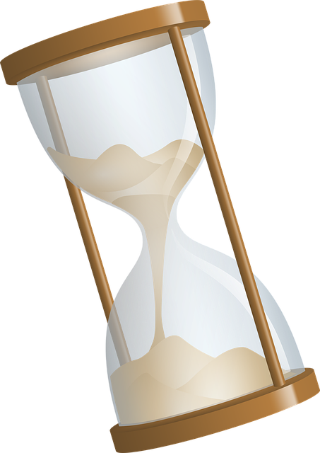 Hourglass, Sand, Watch, Time, Glass, Hurry, Inclined