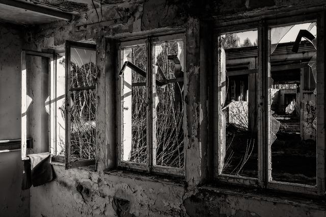 Window, Lost Places, Abandoned Place, Pforphoto, Glass