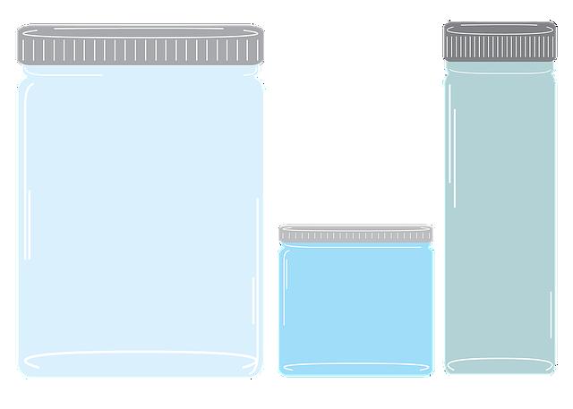 Mason Jar, Jar, Container, Glass, Vintage