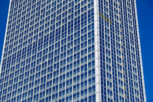 Architecture, Modern, Skyscraper, Building, Glass