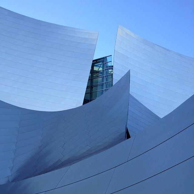 Glass, Modern, Architecture, Sky, Contemporary