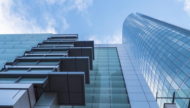 Glass, Futuristic, Architecture, Modern, The Company