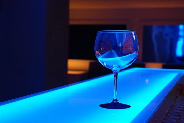 Glass, Disco, Night, Studio81, Local, Cup