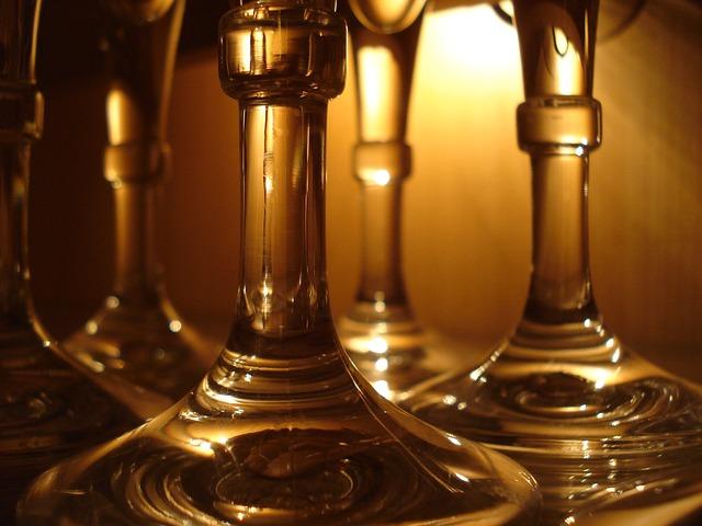 Glasses, Restaurant, Glass, Drink