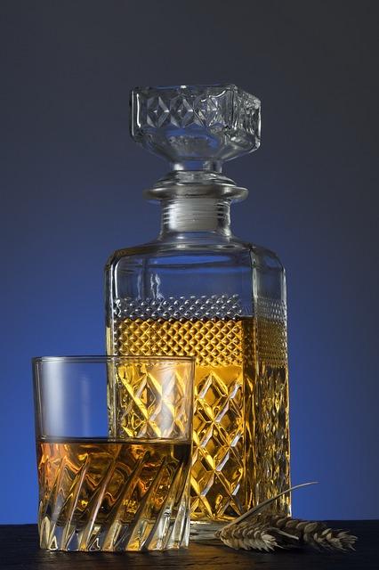 Glass, Drink, Alcohol, Dotterel, Whiskey