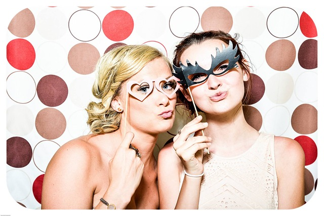 Photo Booth, Wedding, Party, Girls, Fun, Glasses