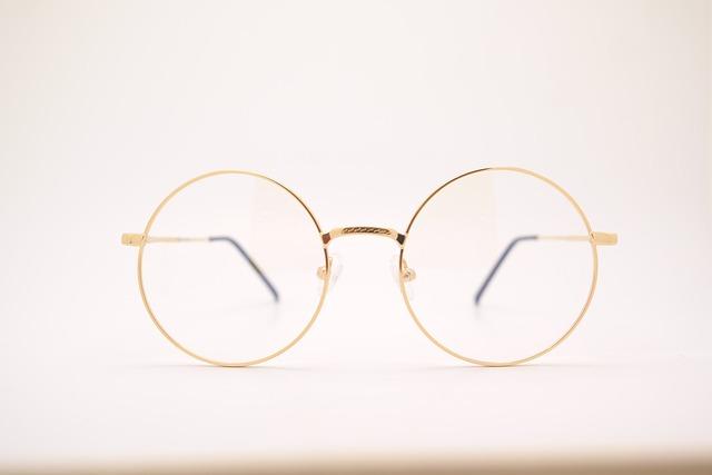 Glasses, Fluke-angel Therapy, Glasses Glass, Golden