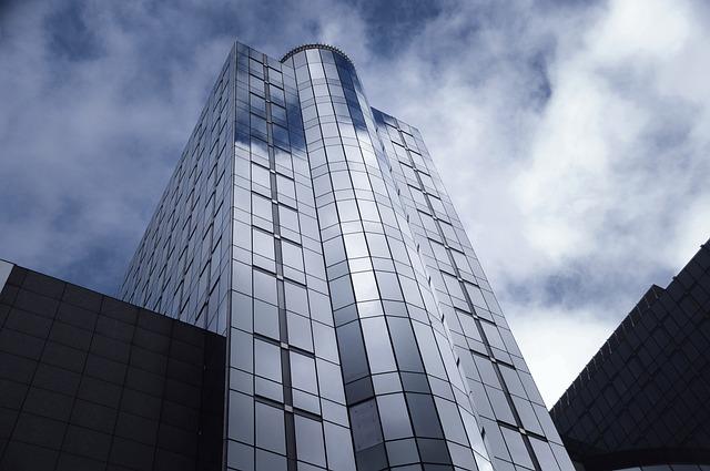 Architecture, Office, Glassware, Skyscraper, Modern